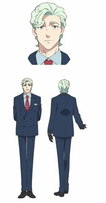 Anime Sakugan Mengungkapkan Karakternya Hikaru Midorikawa 7