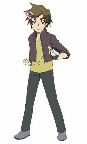 Karakter 2 Anime Shinkansen