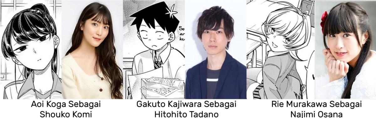 Video Promosi Telah Dirilis, Adaptasi Anime dari Manga Komi Can't Communicate Akan Tayang Perdana Oktober 2021 3