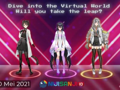 Audisi keenam Virtual Liver NIJISANJI ID Dibuka, Let's dive into virtual world together!   55