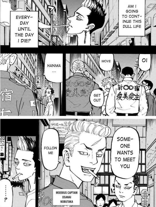 Bahas Tokyo Revengers Chapter ke 205 3