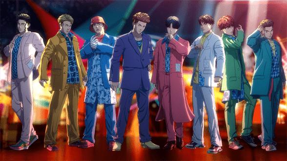 Proyek musik generasi baru pertama di dunia! 38 bintang J-pop berubah menjadi avatar sambil menjelajahi gabungan dunia nyata dan virtual dari proyek BATTLE OF TOKYO 7