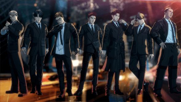 Proyek musik generasi baru pertama di dunia! 38 bintang J-pop berubah menjadi avatar sambil menjelajahi gabungan dunia nyata dan virtual dari proyek BATTLE OF TOKYO 3