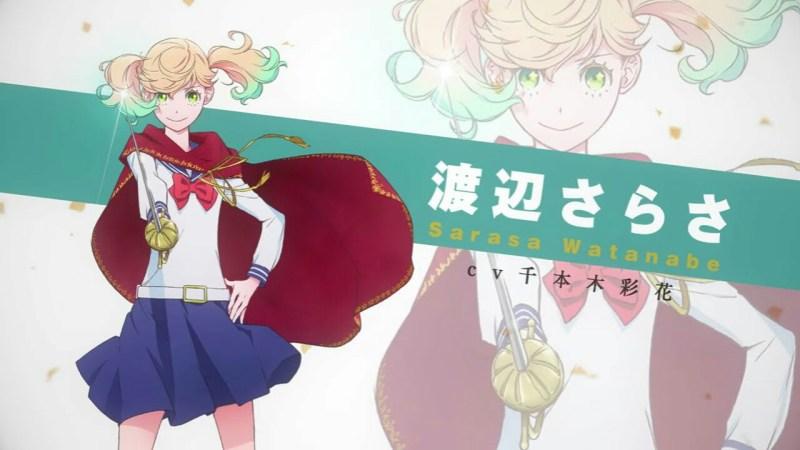 Anime Kageki Shojo!! Mengungkapkan Video Promosi, 7 Anggota Seiyuu Lainnya, Tanggal Debut 1