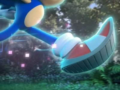 Game Sonic the Hedgehog Baru