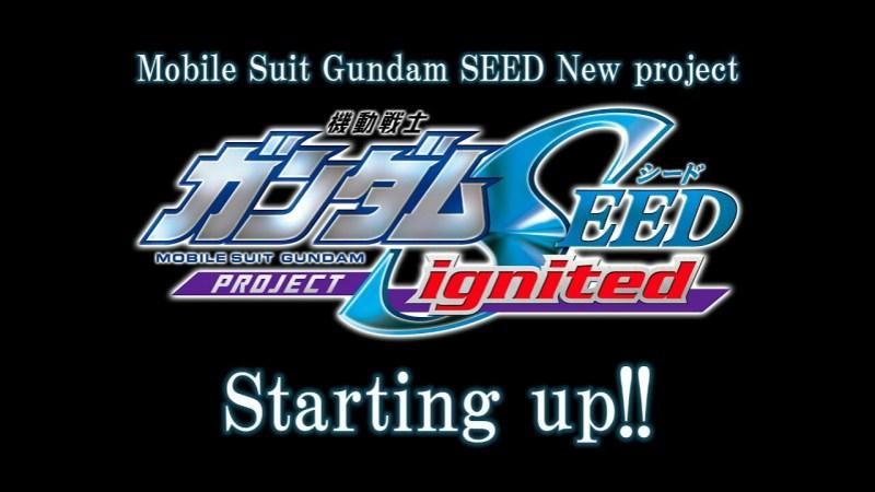 upacara pembukaan patung Freedom Gundam