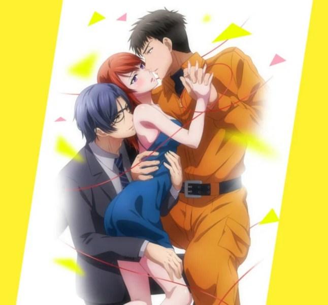 Anime Damkar Yubisaki kara no Honki no Netsujō 2 Diperankan oleh Shunichi Toki 1