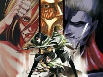 "Edisi Juli Da Vinci Akan Berisi ""Romcom Collection"" Eren x Mikasa 33"