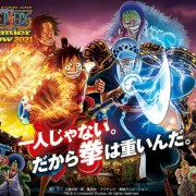 One Piece Premier Show Kembali ke Universal Studios Japan pada bulan Agustus 10