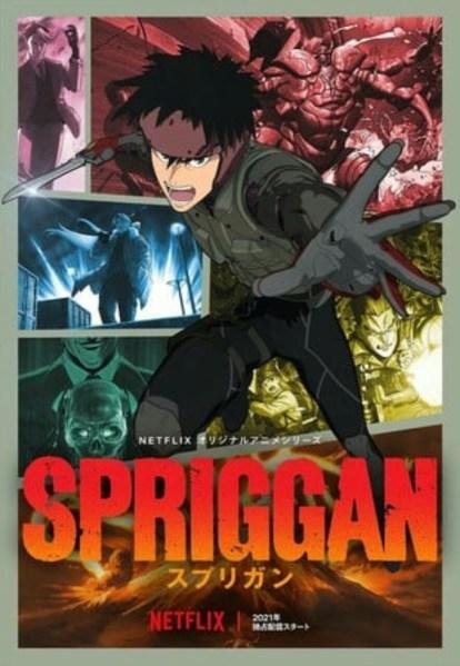 Mariya Ise, Kenji Hamada, Yōhei Azakami Ikut Berperan dalam Anime Spriggan 1