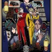 Kadokawa, TMS, Sammy Mengungkapkan Proyek Multimedia High Card dengan Anime, Manga, Novel Terencana 10