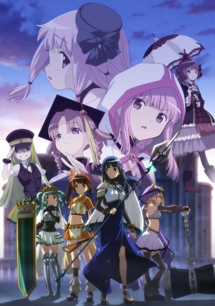 Season Kedua Anime Magia Record: Puella Magi Madoka Magica Side Story Akan Tayang Perdana pada Musim Panas 2021 1