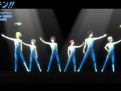Anime Backflip!! Merilis Versi Nyata dari Penampilan Episode 6 35