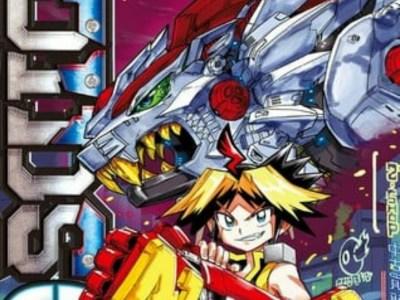 Manga Zoids Wild 2+ Tamat 23