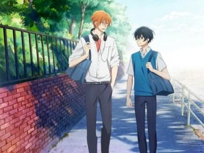 Anime BL Sasaki and Miyano Mengungkapkan Seiyuu, Staf, dan Tahun Tayang 3