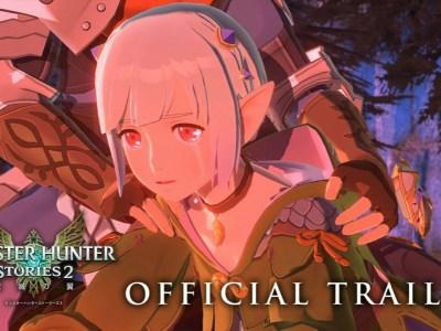 Game Monster Hunter Stories 2 Mengungkapkan Trailer Baru dan Versi Trial 49