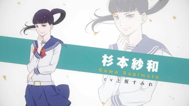 Video Karakter Kelima Anime Kageki Shojo!! Menyoroti Sawa Sugimoto 1