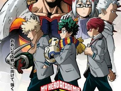 Anime My Hero Academia Season 5 Mempratinjau Arc Baru 'Internship at Endeavor's Agency' dalam Video 82