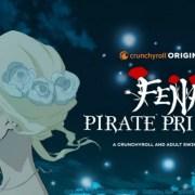 Crunchyroll dan Adult Swim Mengungkapkan Banyak Informasi tentang Fena: Pirate Princess (Kaizoku Ōjo) 8
