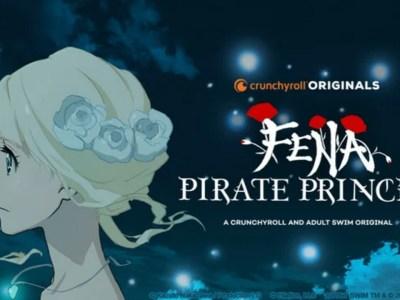 Crunchyroll dan Adult Swim Mengungkapkan Banyak Informasi tentang Fena: Pirate Princess (Kaizoku Ōjo) 47