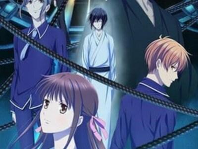 Anime Fruits Basket The Final Diperankan oleh Yoshimasa Hosoya dan J. Michael Tatum sebagai Katsuya 8