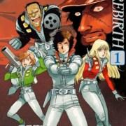Manga Crusher Joe Rebirth Kembali pada Tanggal 13 Juli dengan Adaptasi dari Novel Pertama Crusher Joe 6