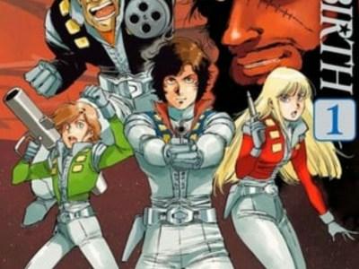 Manga Crusher Joe Rebirth Kembali pada Tanggal 13 Juli dengan Adaptasi dari Novel Pertama Crusher Joe 37