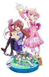 Anime Machikado Mazoku Season 2 Akan Tayang Perdana pada Bulan April 2022 2