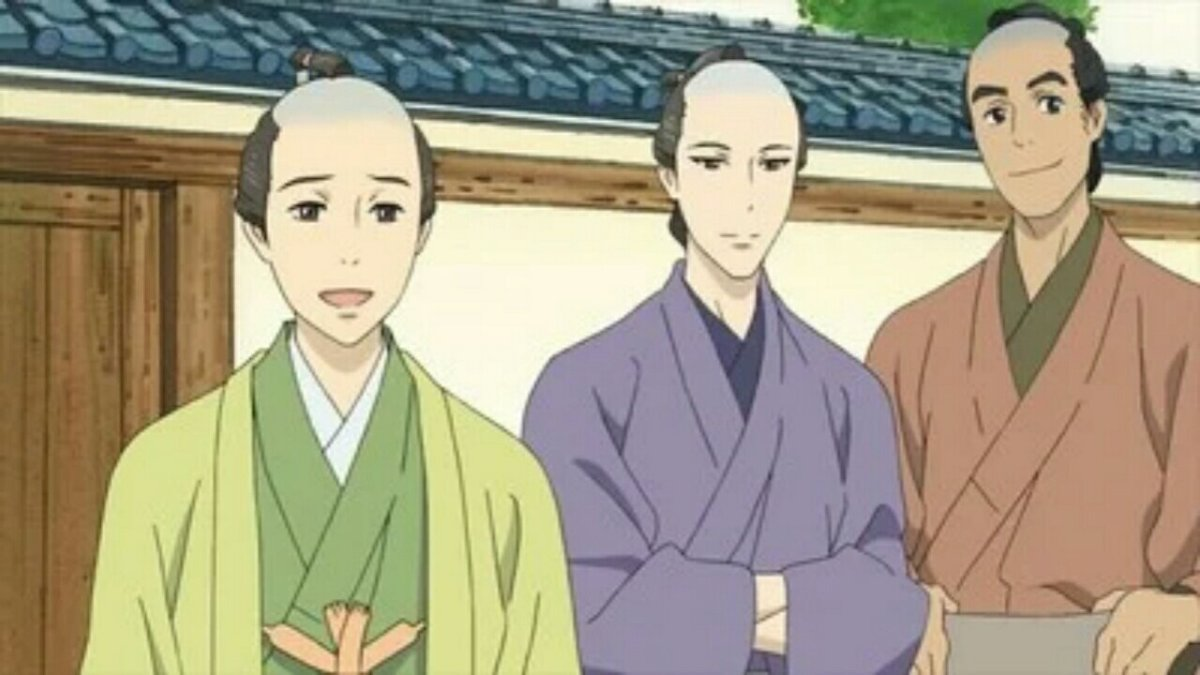 Novel Fantasi Historis Shabake Mendapatkan Anime Spesial Ulang Tahun Ke-20 pada Tanggal 19 Juli 2