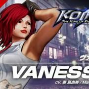 Game King of Fighters XV Merilis Trailer untuk Vanessa 43