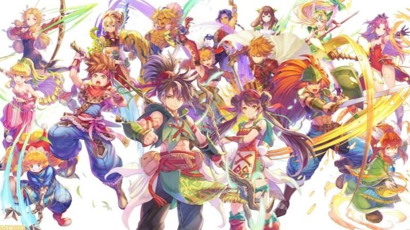 Square Enix Mengungkapkan RPG Smartphone Seiken Densetsu: Echoes of Mana untuk Tahun 2022 secara Global 1