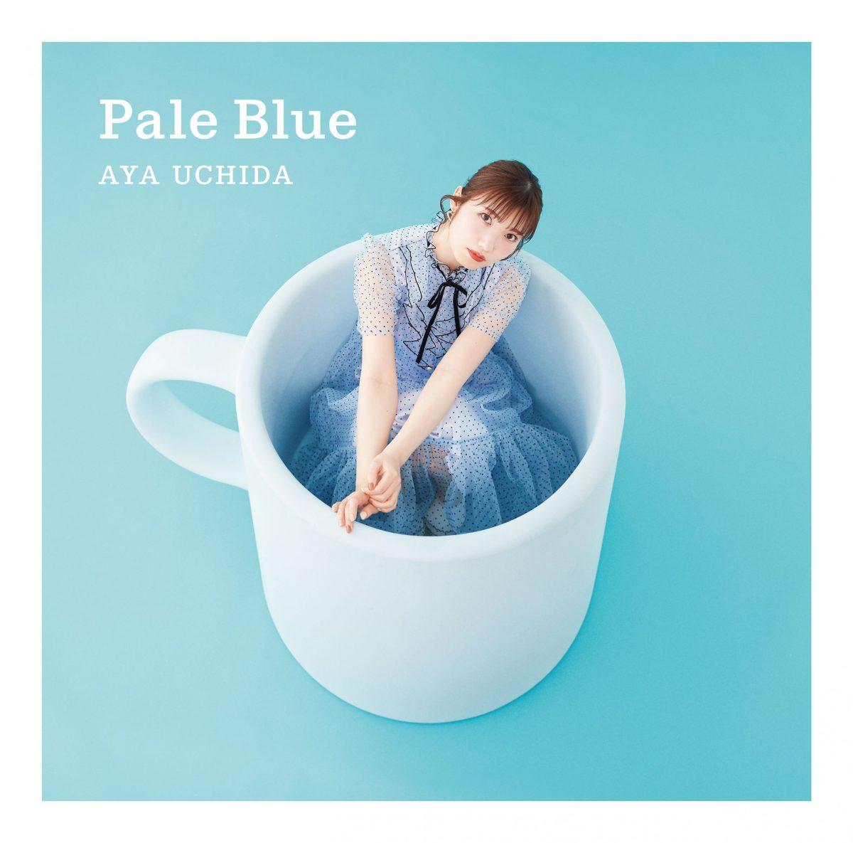 Aya Uchida Pale Blue 1