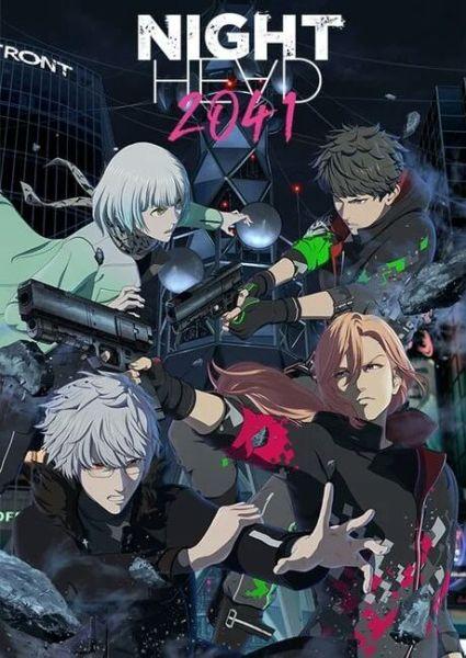 Video Promosi Anime Night Head 2041 Ungkap Informasi Baru Termasuk Tanggal Tayang 1