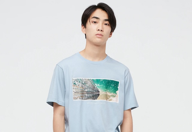 Mamoru Hosoda x Uniqlo Hadirkan Kaos Baru! 2