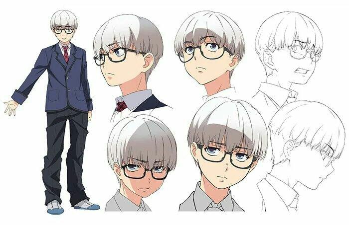 Anime Shuumatsu no Harem kazuki ura