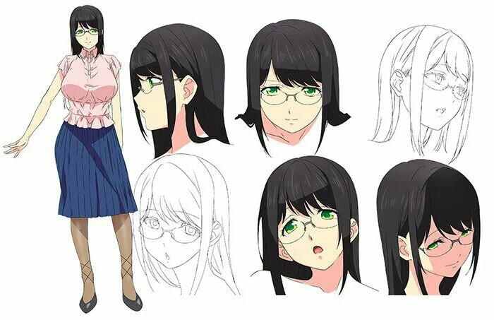 Anime Shuumatsu no Harem marika hayase