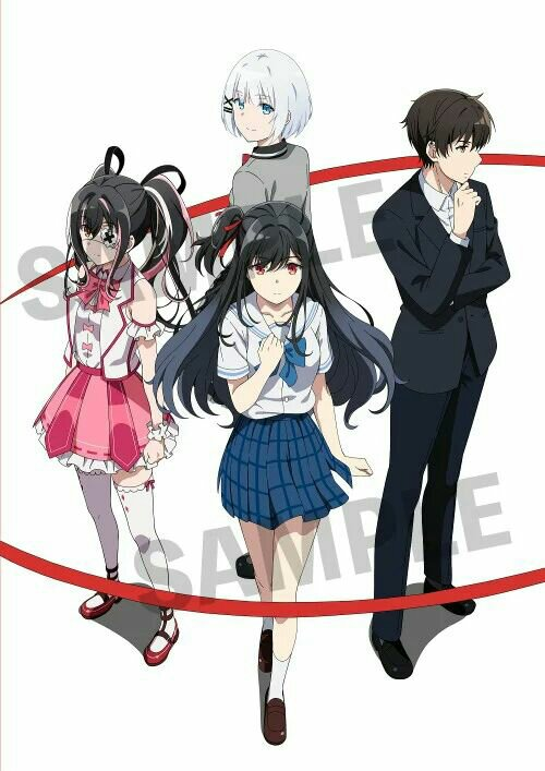 Anime The Detective Is Already Dead Mengungkapkan Seiyuu Lainnya dan Lagu Pembukanya 4