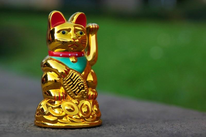 Maneki Neko, Kucing Pembawa Keberuntungan 1