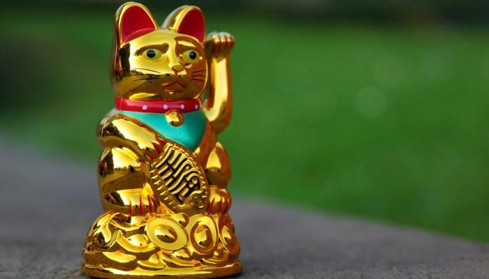 Maneki Neko, Kucing Pembawa Keberuntungan 76