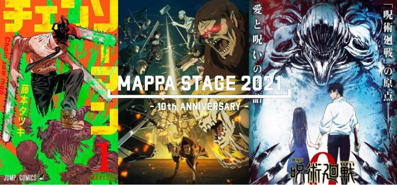 Apa Saja Hal Menarik yang ada di Acara Mappa Stage 2021? 1