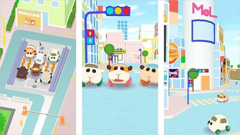 Anime Pui Pui Molcar Mendapatkan Game Pertamanya dan Dijadwalkan untuk Smartphone 1