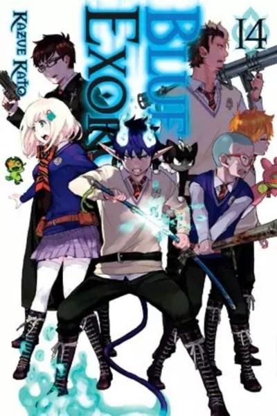 Manga Blue Exorcist Hiatus hingga April 2022 karena Kazue Katō Menggambar Manga dari Novel Horor Karya Penulisnya Shiki 1