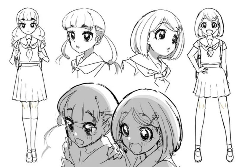 Anime Tabi Hani Garapan Studio hb Akan Diperankan oleh Seiyuu Miyu Tomita dan Kaori Maeda 1