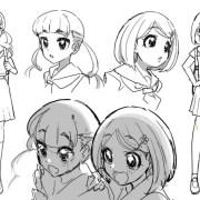 Anime Tabi Hani Garapan Studio hb Akan Diperankan oleh Seiyuu Miyu Tomita dan Kaori Maeda 14
