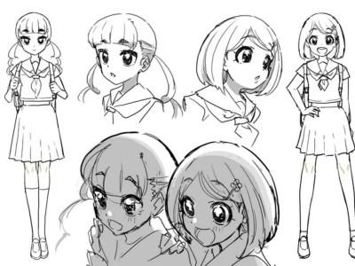 Anime Tabi Hani Garapan Studio hb Akan Diperankan oleh Seiyuu Miyu Tomita dan Kaori Maeda 33