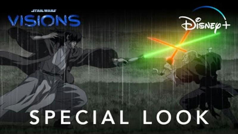 Anime Pendek Star Wars: Visions Mengungkapkan Studio yang Terlibat dan Tanggal Peluncurannya 1