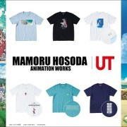Mamoru Hosoda x Uniqlo Hadirkan Kaos Baru! 3