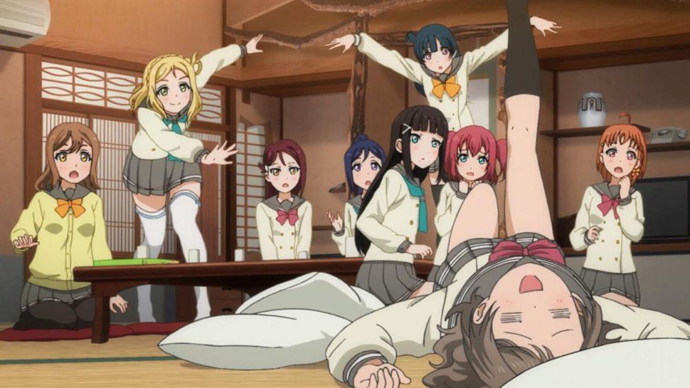 Mengenal Seri Love Live: Sunshine!! 13