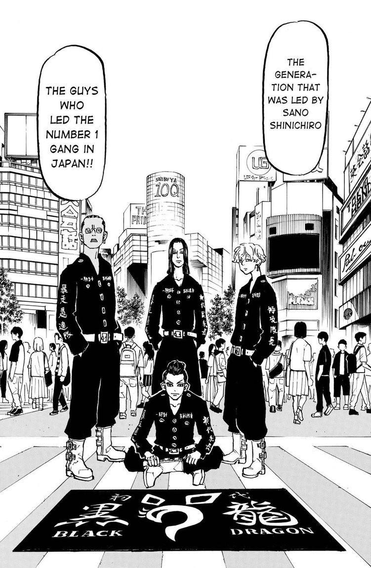 Bahas Tokyo Revengers Chapter ke 213 13