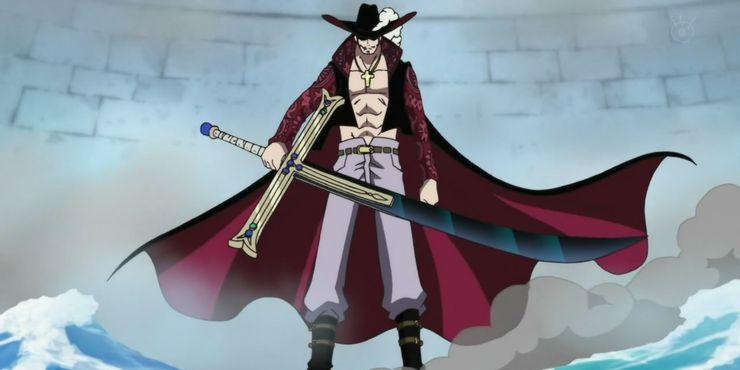 Yoru, Pedang Terkuat Milik Pendekar Pedang Terkuat (MIHAWK) 1